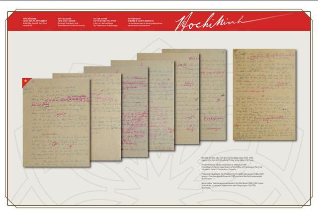 Cuộc đời và sự nghiệp Hồ Chí Minh từ tài liệu lưu trữ Việt Nam và quốc tế - Ảnh 1.