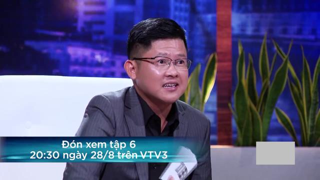 Shark Tank Việt Nam - Tập 6: Shark Dzung thú nhận thiếu bữa cơm gia đình - Ảnh 4.
