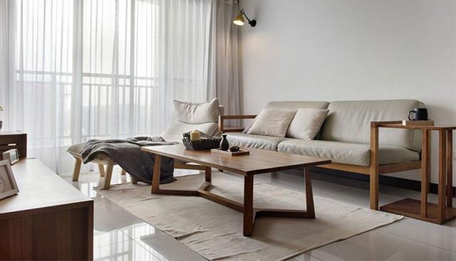 Căn hộ 2 phòng ngủ mang phong cách tối giản - Ảnh 2.