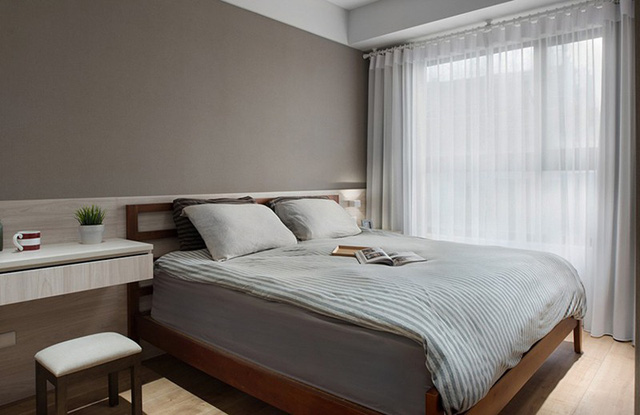 Căn hộ 2 phòng ngủ mang phong cách tối giản - Ảnh 7.