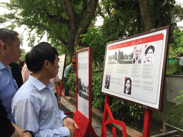 Cuộc đời và sự nghiệp Hồ Chí Minh từ tài liệu lưu trữ Việt Nam và quốc tế - Ảnh 8.