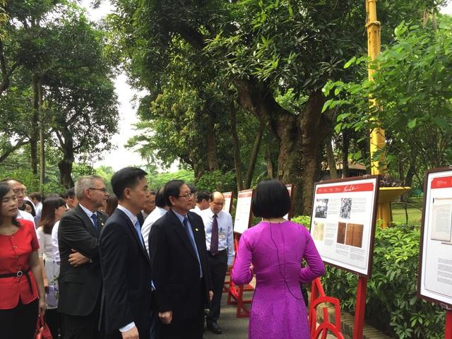 Cuộc đời và sự nghiệp Hồ Chí Minh từ tài liệu lưu trữ Việt Nam và quốc tế - Ảnh 6.