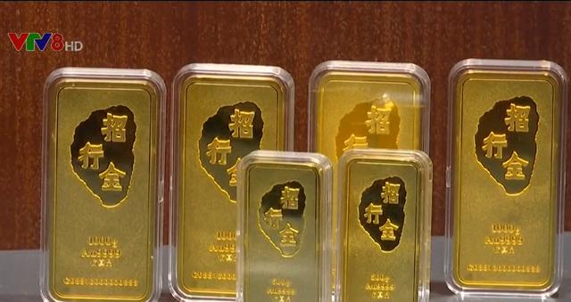 Lực tiêu thụ vàng tăng do thương chiến Mỹ - Trung - Ảnh 1.