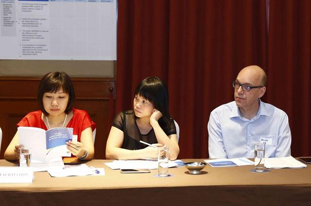 Tham vấn quốc gia về đánh giá triển khai Kế hoạch công tác Sáng kiến Hội nhập ASEAN giai đoạn III - Ảnh 3.