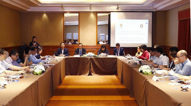 Tham vấn quốc gia về đánh giá triển khai Kế hoạch công tác Sáng kiến Hội nhập ASEAN giai đoạn III - Ảnh 2.
