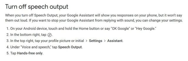 Người dùng Android đã có thể cho trợ lý ảo Google Assistant câm nín - Ảnh 1.