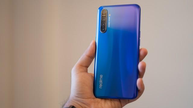 Realme XT: Smartphone đầu tiên có camera 64MP trình làng - Ảnh 1.