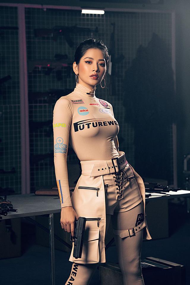 Chán ballad, Chi Pu trổ tài đọc rap trong MV mới - Ảnh 1.