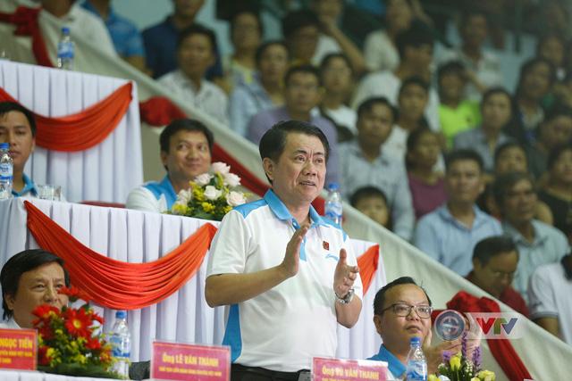Ảnh: Những khoảnh khắc ấn tượng trong Lễ khai mạc Giải bóng chuyền nữ Quốc tế VTV Cup Tôn Hoa Sen 2019 - Ảnh 16.