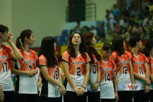 Ảnh: Những khoảnh khắc ấn tượng trong Lễ khai mạc Giải bóng chuyền nữ Quốc tế VTV Cup Tôn Hoa Sen 2019 - Ảnh 10.
