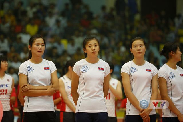 Ảnh: Những khoảnh khắc ấn tượng trong Lễ khai mạc Giải bóng chuyền nữ Quốc tế VTV Cup Tôn Hoa Sen 2019 - Ảnh 9.