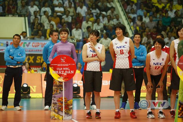 Ảnh: Những khoảnh khắc ấn tượng trong Lễ khai mạc Giải bóng chuyền nữ Quốc tế VTV Cup Tôn Hoa Sen 2019 - Ảnh 8.