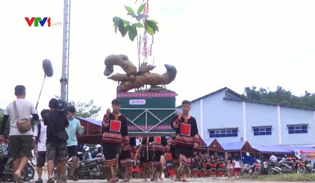 Nhiều hoạt động sôi nổi tại Lễ hội sâm Ngọc Linh - Ảnh 1.