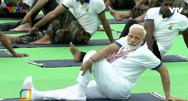 Thủ tướng Modi thúc đẩy một Ấn Độ khỏe mạnh - Ảnh 2.