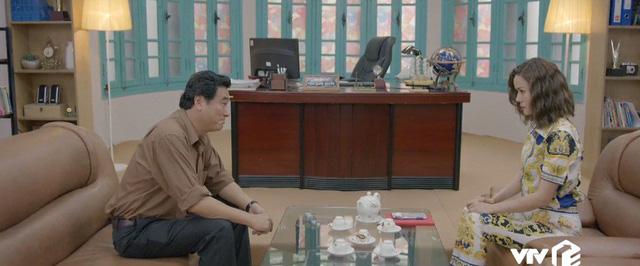 Những nhân viên gương mẫu - Tập 12: Mất ghế trưởng phòng, Nguyệt giở trò nói xấu, ly gián đồng nghiệp - Ảnh 3.