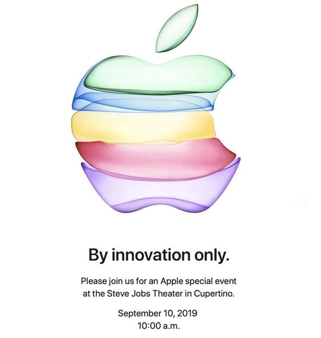 CHÍNH THỨC: Apple ra mắt iPhone 11 vào ngày 10/9! - Ảnh 1.