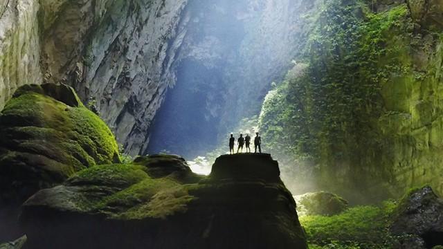 2 địa danh của Việt Nam lọt top 6 bức ảnh ngoạn mục nhất thế giới - Ảnh 1.