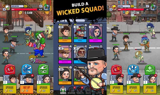 Zombieland tái xuất dưới dạng game di động trên Android và iOS - Ảnh 1.