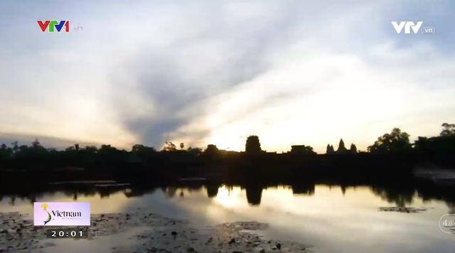 Angkor Wat - Sắc màu thời gian - ảnh 1