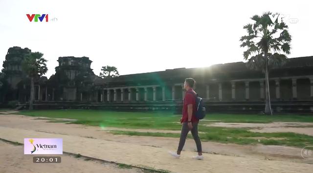 Angkor Wat - Sắc màu thời gian - ảnh 3