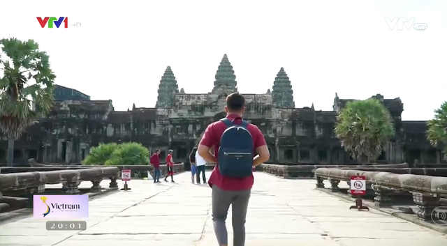 Angkor Wat - Sắc màu thời gian - ảnh 4