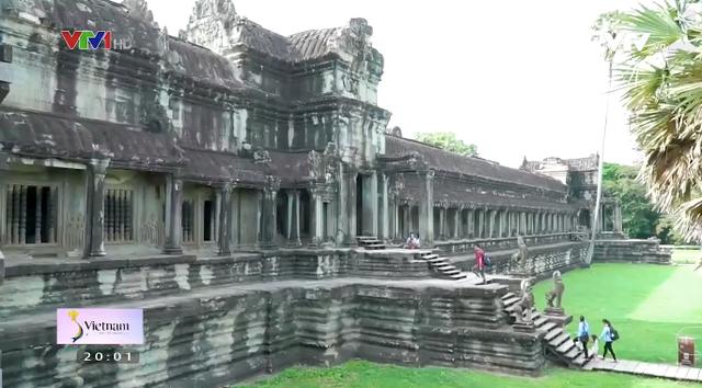 Angkor Wat - Sắc màu thời gian - ảnh 5