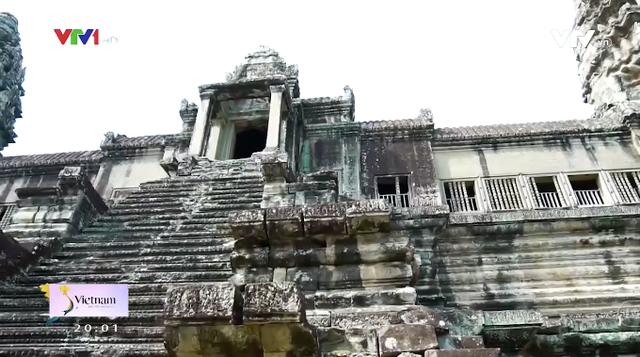 Angkor Wat - Sắc màu thời gian - ảnh 6