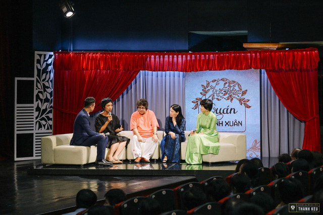 Ký ức kịch Lưu Quang Vũ rưng rưng trong Quán thanh xuân tháng 8 - Ảnh 6.