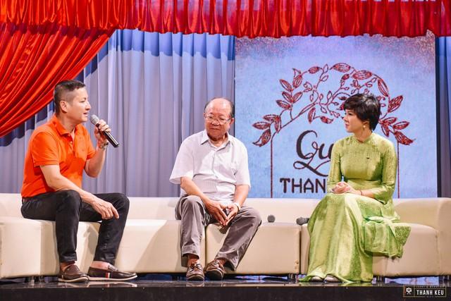 Ký ức kịch Lưu Quang Vũ rưng rưng trong Quán thanh xuân tháng 8 - Ảnh 5.