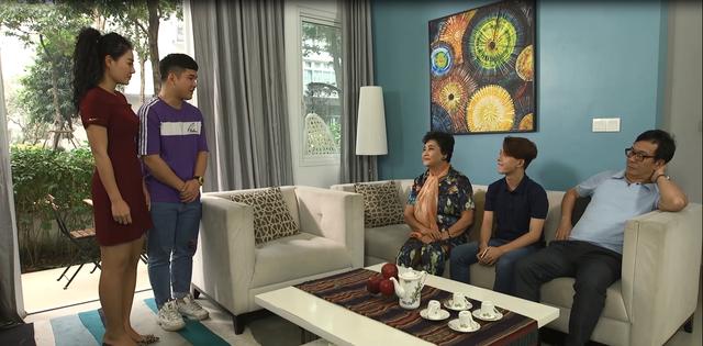 Gia đình 4.0: Chị Chiều (Thanh Hương) khóc ngất khi biết được tình trường của chồng - Ảnh 4.