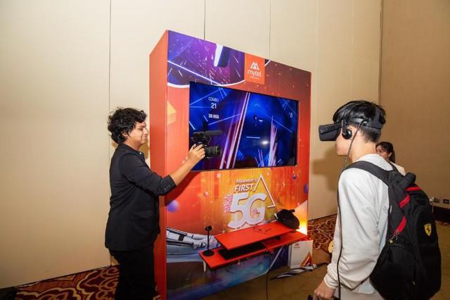 Viettel là nhà mạng đầu tiên ra mắt công nghệ 5G tại tại Myanmar - Ảnh 1.