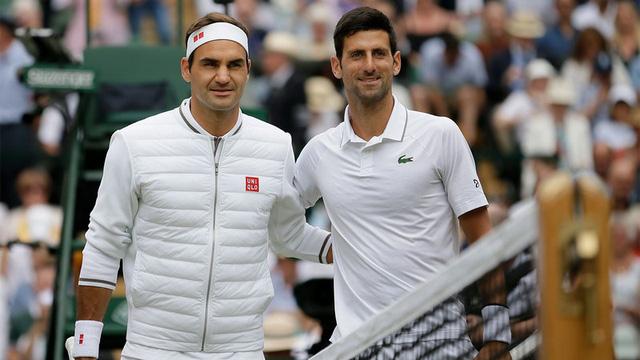 Djokovic, Nadal và Federer hội ngộ ở Cincinnati Masters 2019 - Ảnh 1.