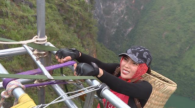 Hành trình đầy niềm vui và nước mắt của Hoa hậu Kỳ Duyên, Minh Triệu tại Cuộc đua kỳ thú 2019 - Ảnh 2.