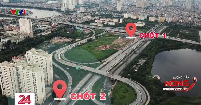 Cận cảnh thủ đoạn trấn lột tinh vi trên cao tốc Pháp Vân - Cầu Giẽ - Ảnh 2.