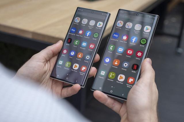 Samsung ra mắt Galaxy Note 10/Note 10+: Màn hình đục lỗ, hỗ trợ 5G, giá từ 949 USD - Ảnh 1.