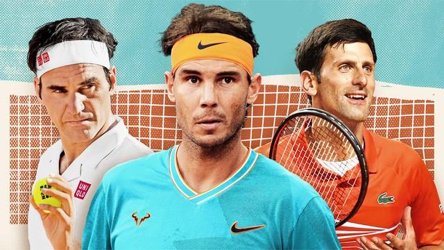 Roger Federer gặp may nhưng sẽ bị Novak Djokovic vượt qua - Ảnh 3.
