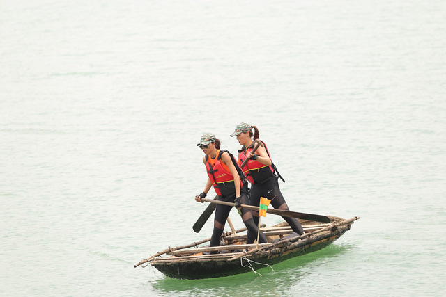 Hành trình đầy niềm vui và nước mắt của Hoa hậu Kỳ Duyên, Minh Triệu tại Cuộc đua kỳ thú 2019 - Ảnh 4.