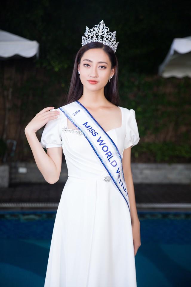 Trang chủ Miss World khen ngợi tân Hoa hậu Lương Thùy Linh của Việt Nam - Ảnh 8.