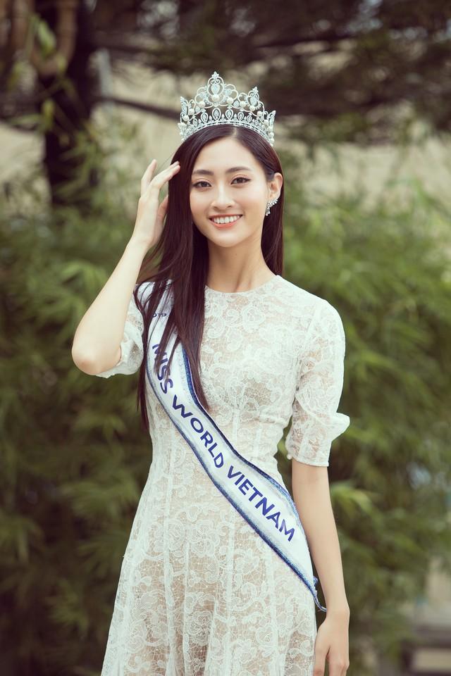 Trang chủ Miss World khen ngợi tân Hoa hậu Lương Thùy Linh của Việt Nam - Ảnh 6.