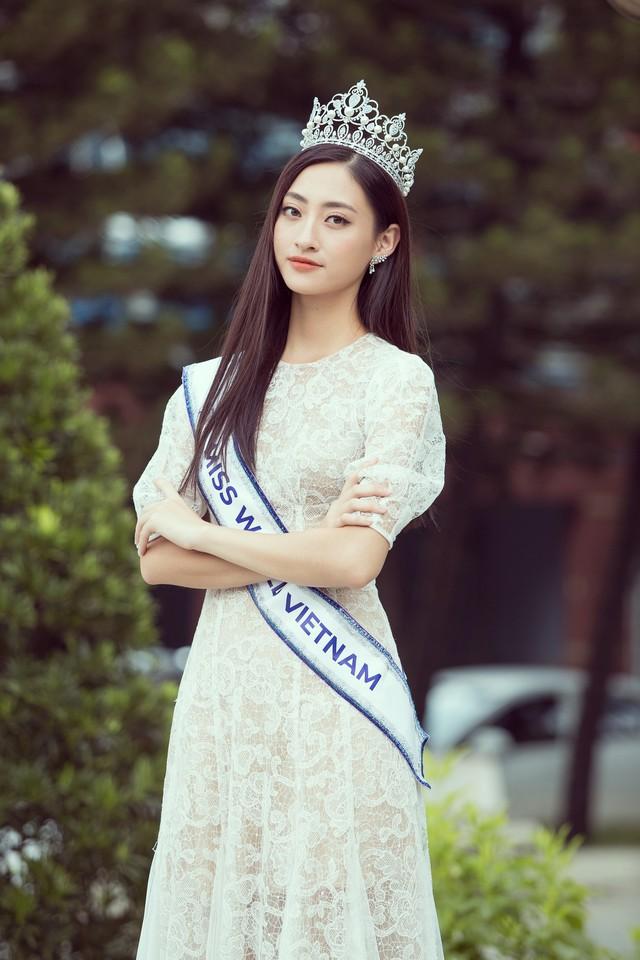 Trang chủ Miss World khen ngợi tân Hoa hậu Lương Thùy Linh của Việt Nam - Ảnh 7.