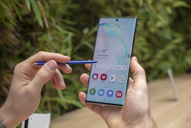 Samsung ra mắt Galaxy Note 10/Note 10+: Màn hình đục lỗ, hỗ trợ 5G, giá từ 949 USD - Ảnh 5.