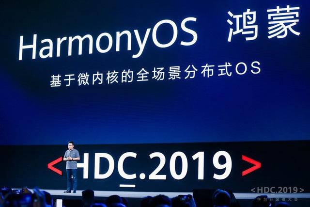 Android chú ý: Huawei ra mắt hệ điều hành của riêng mình HarmonyOS - Ảnh 2.