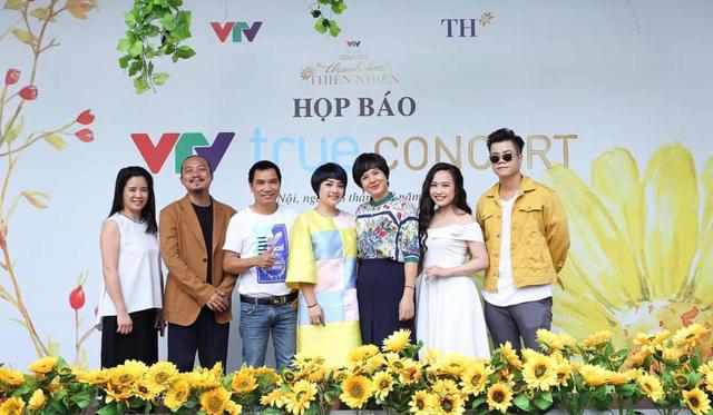 VTV True Concert - Thanh âm từ thiên nhiên - Ảnh 5.