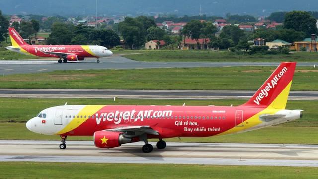 Vietjet ngừng khai thác nhiều chuyến bay đi Đài Loan (Trung Quốc) vì bão Lekima - Ảnh 2.
