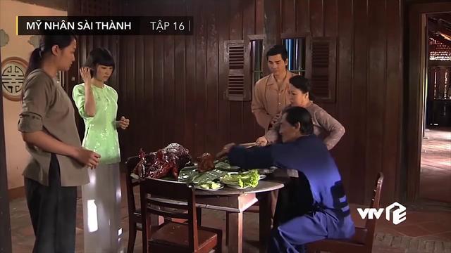 Những nàng dâu vào bếp... siêu vụng về trên màn ảnh Việt - Ảnh 1.