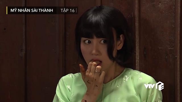 Những nàng dâu vào bếp... siêu vụng về trên màn ảnh Việt - Ảnh 2.