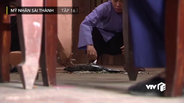 Những nàng dâu vào bếp... siêu vụng về trên màn ảnh Việt - Ảnh 3.