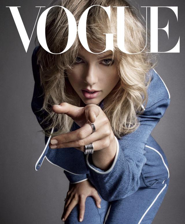 Taylor Swift – Mạnh mẽ, tự do và đầy sức hút - Ảnh 1.