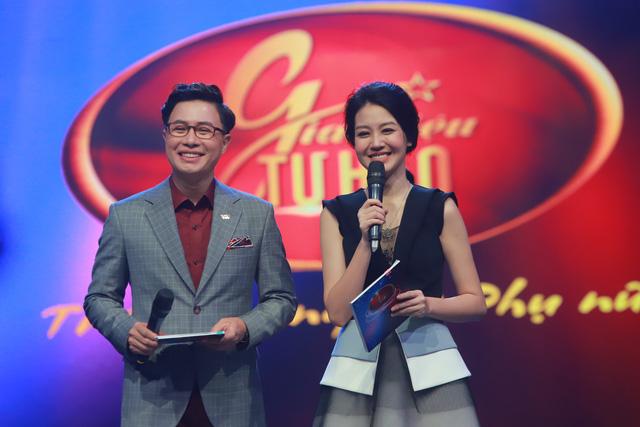 """MC Hồng Nhung: """"Được lọt vào top 5 MC ấn tượng VTV Awards 2019 là một điều quá hạnh phúc"""" - ảnh 2"""