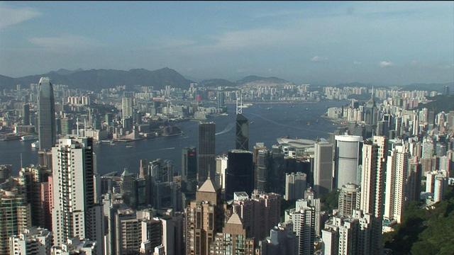 Lượng khách du lịch đến Hong Kong (Trung Quốc) giảm mạnh - Ảnh 1.